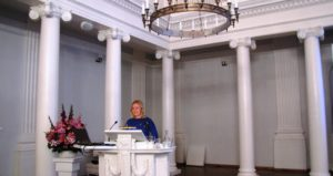 """Merlin Olveti ja Eesti Rehabilitatsiooniasutuste Liit juubelikonverentsil """"Erinevus on väärtus"""""""