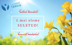 Kevadpüha Dorpat Tervises